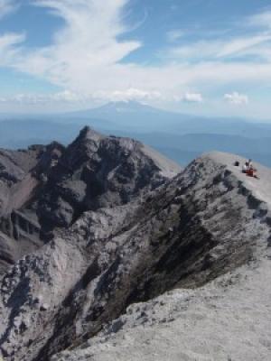 Mt St Helens Climb 021