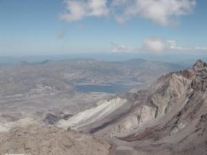 Mt St Helens Climb 022