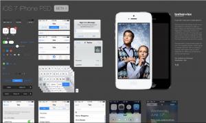 Teehan+Lax iOS7 Template